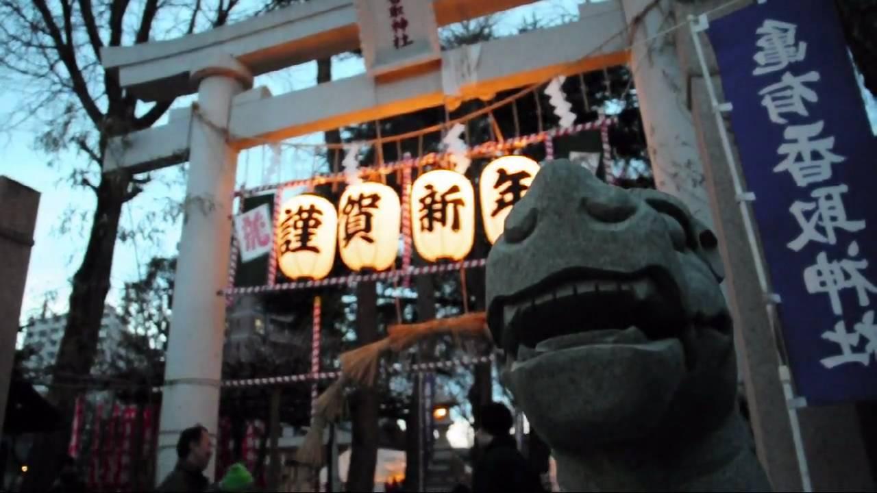 葛飾亀有 香取神社 Kameari Katori Shrine 2010