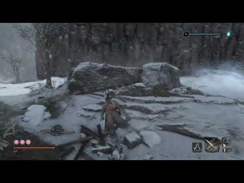 隻狼:速刷 40秒 600經驗值120錢 (前期) - YouTube