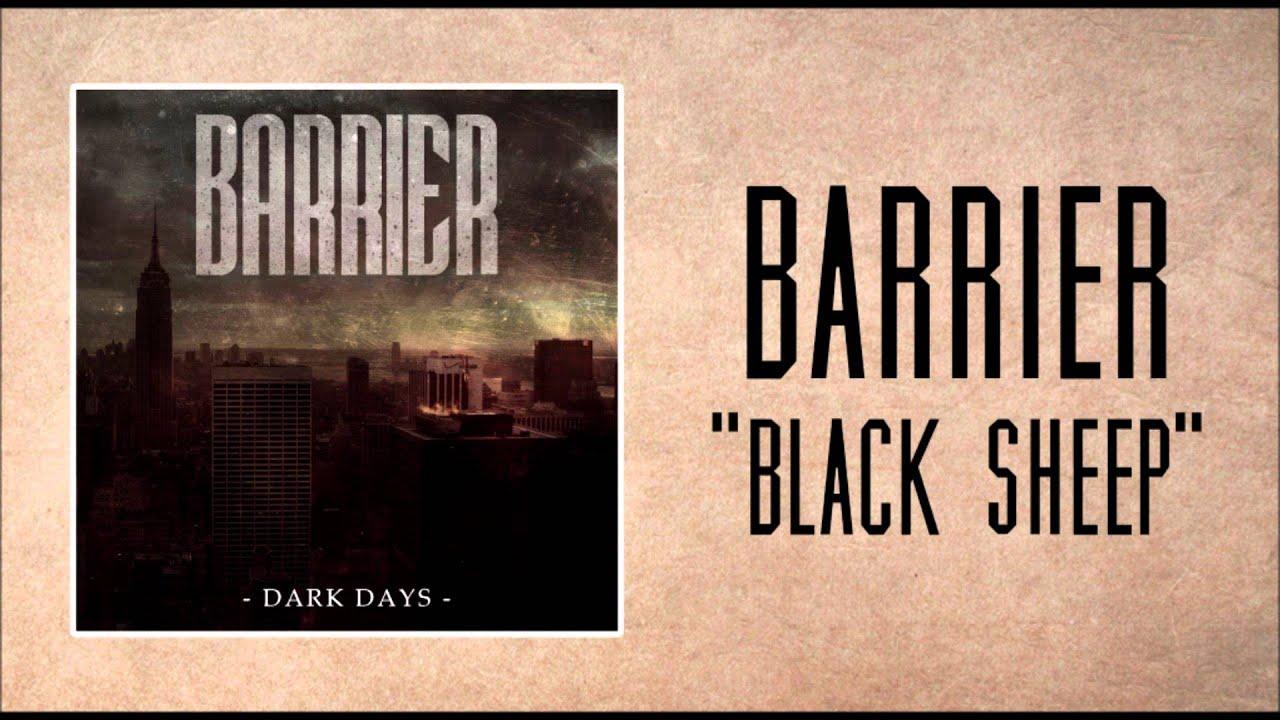 Barrier - Black Sheep ...