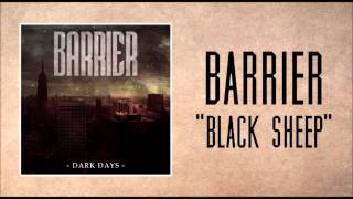 Barrier - Black Sheep