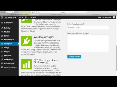 CalendarAPP – WordPress Plugin installieren und einbinden.