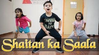Shaitan ka saala | Cute kids | KIDS 4 YEARS | HOUSEFULL 4 | Dance performance by RDC students |