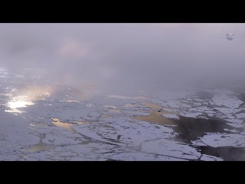 ScienceCasts: The Cloudy Future of Arctic Sea Ice