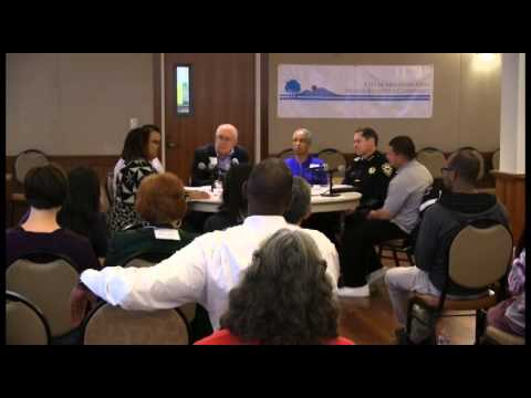 HRC Civility Round Table - Can Ferguson Happen in Mountain View?