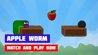 Apple Worm · Game · Gameplay