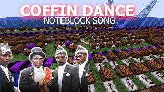 Download lagu Coffin Dance meme (Noteblock song) - Astronomia On Minecraft