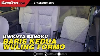 Download Video Keunikan Bangku Baris Kedua Wuling Formo MP3 3GP MP4