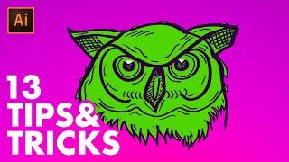 13 beginner tips and tricks for adobe illustrator 2019