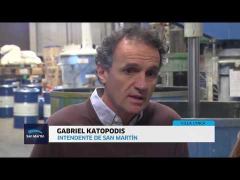 KATOPODIS RECORRIÓ LA FABRICA RESIAR