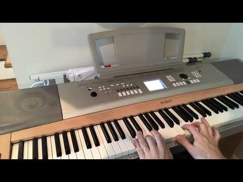 Tequila | 1-Minute Piano Lesson | Dan + Shay