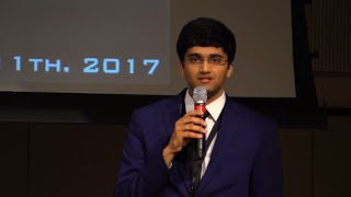 The Beauty That Is Sanskrit | Abhinav Seetharaman | TEDxYouth@BrowningSchool