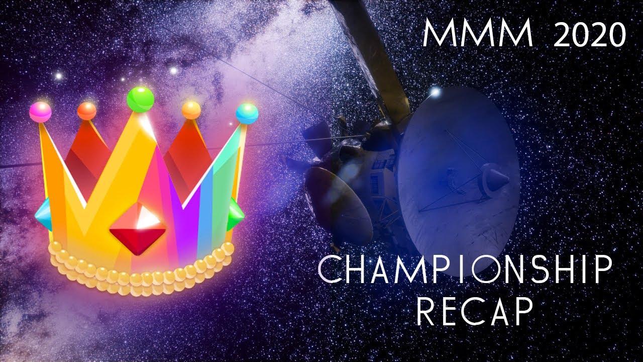 Rodent Recap - 2020 MMM - CHAMPIONSHIP!
