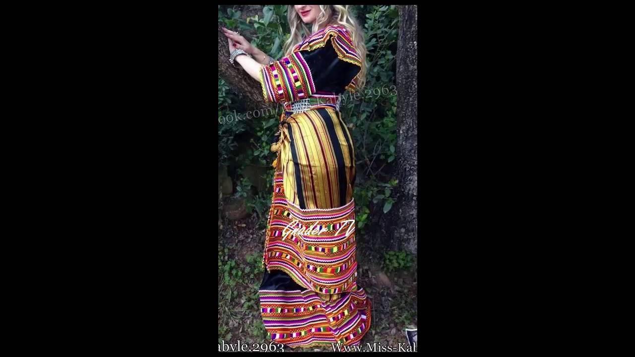 Modele Robe kabyle *_*