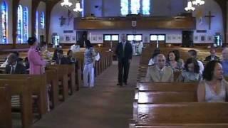 Minh Tâm-Kim Ánh 50th wedding anniversary-St.James church (part 1)