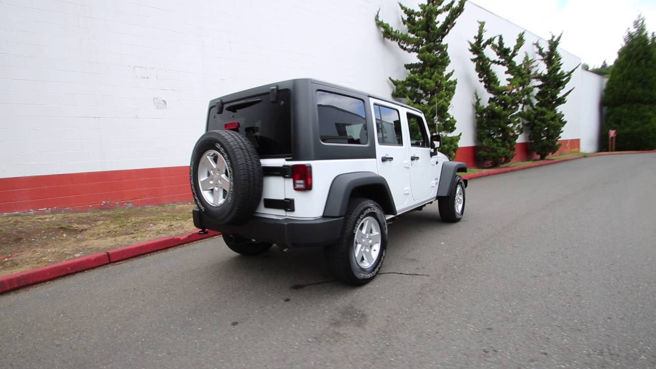 Jeep Wrangler Max Tow Package Pictures Autos Post