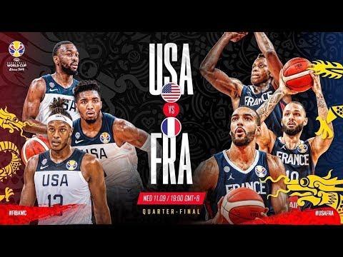 Coupe du monde 2019 : France - Team USA, commenté en direct !