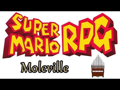 Moleville Super Mario RPG Organ Cover