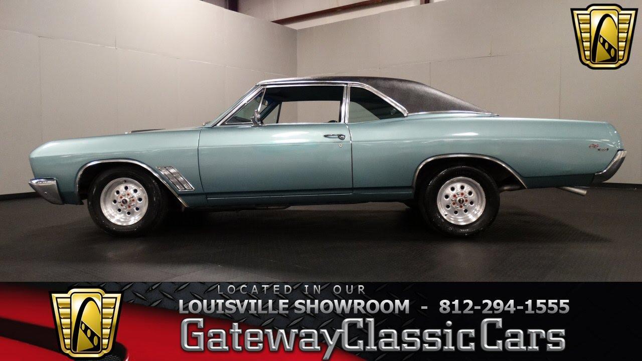 1967 buick gs 400 louisville showroom stock 1094