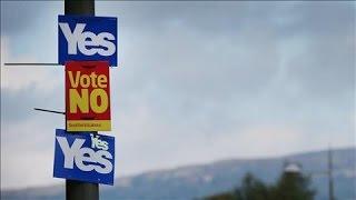 Scottish Referendum: Final Polls Too Close to Call