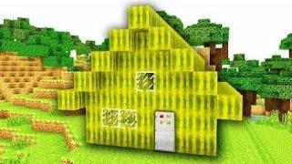 Как построить дом из арбузов в майнкрафт