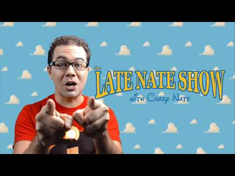 Welcome to the Late Nate Show