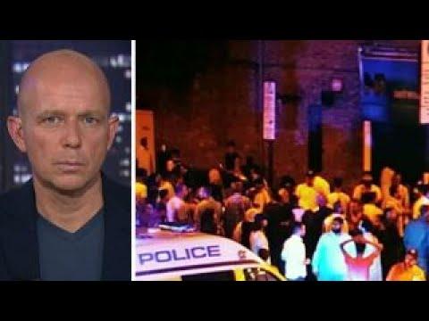 Steve Hilton describes the location of London incident
