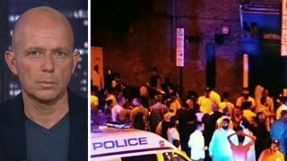 Steve Hilton describes the location of London incident