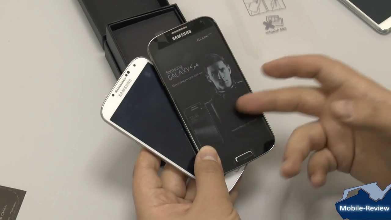 Galaxy S4 Quad vs Octa (I9505 vs I9500) Comparison - Battery, Boot .