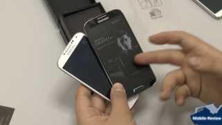Внешний вид Samsung Galaxy S4 Black Edition