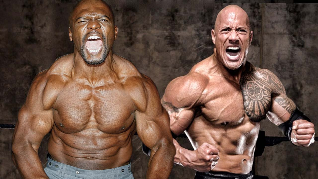 Image result for Terry Crews Steroids
