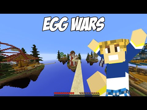 Minecraft EGG WARS - PRO BUGRAAK
