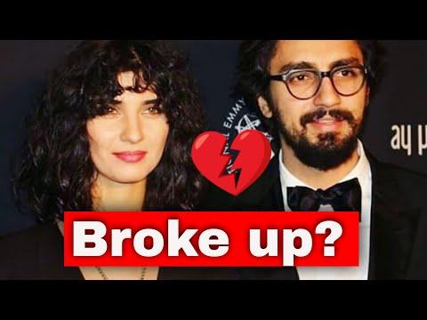 Tuba Büyüküstün and Umut Evirgen broke up again