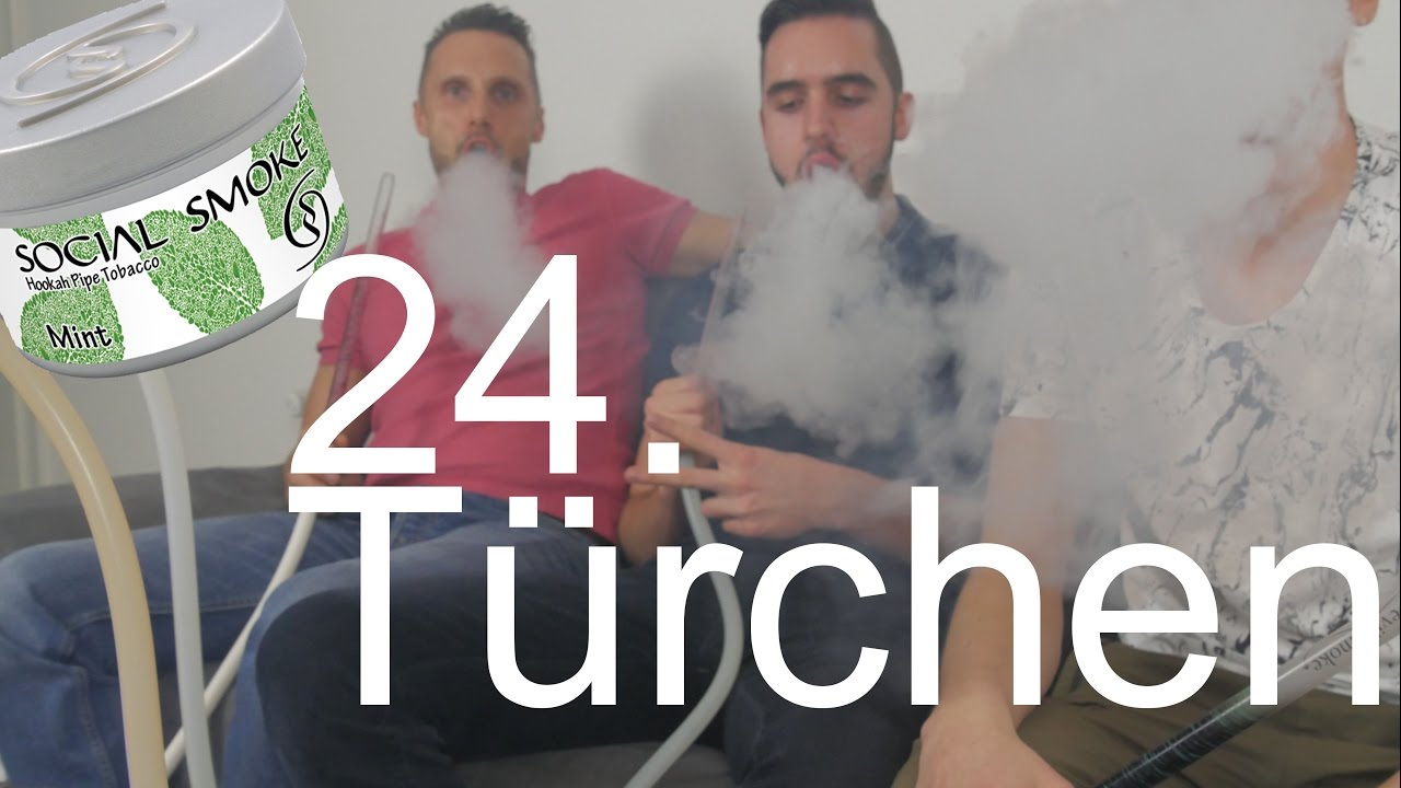 Smoke with DAD XMAS Special / 24  Türchen / Social Smoke Mint