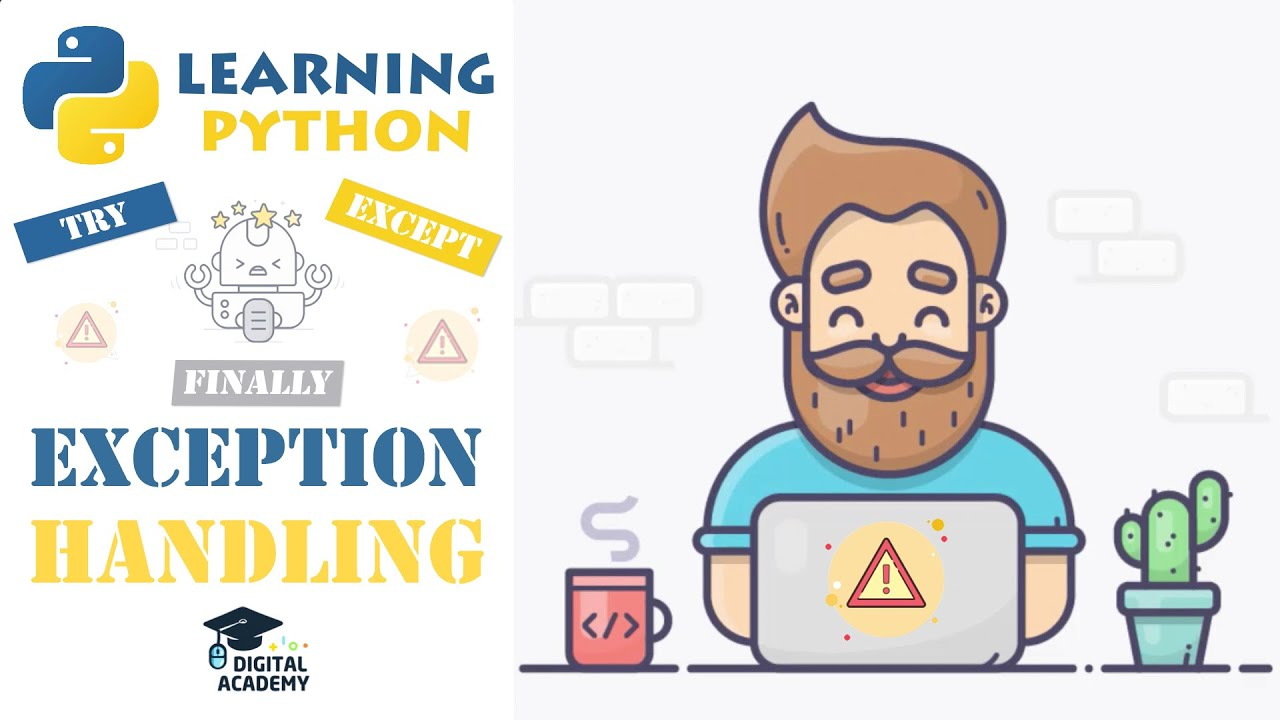 Exceptions in Python: ALWAYS run your code (FINALLY in Python)