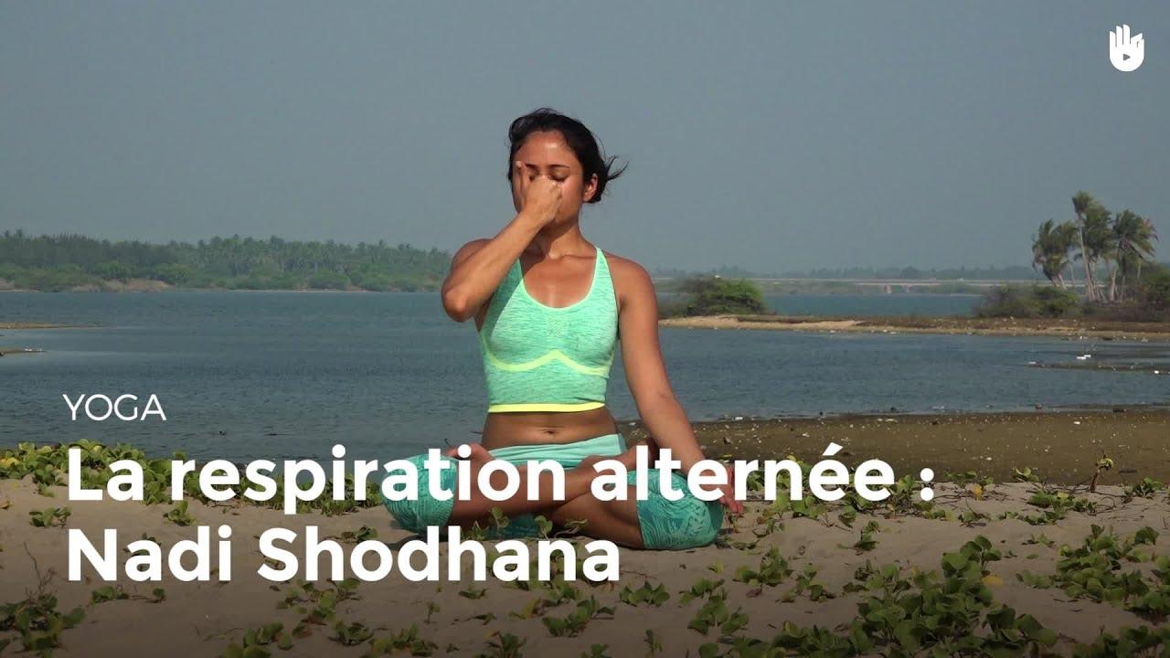 La respiration Nadi Shodhana