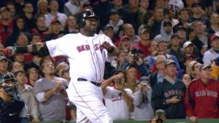 2008 ALCS Gm5: Ortiz's three-run homer in 7th
