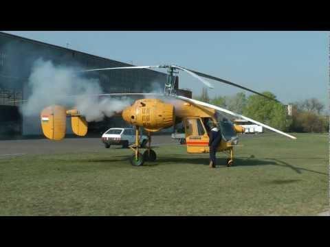 Kamov Ka-26 test