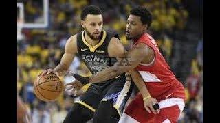 Golden State Warriors vs Toronto Raptors_Game 4_2019 NBA Playoff Finals