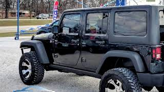2012 Jeep  Wrangler Unlimited - Auto Finders