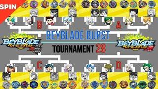 Beyblade Burst Sparking Tournament 28 the round of 16 베이블레이드 버스트 토너먼트 28회 16강 ベイブレードバーストトーナメント ベスト28
