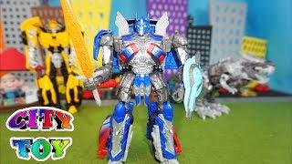 TRANSFORMERS 🚒 El Último Caballero llegan a City Toy thumbnail