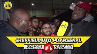 Sheffield Utd 1-0 Arsenal | Nothing's Changed But We Must Give Emery Time! (Da Mobb)