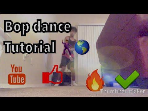 HOW TO DO THE (Bop Dance Tutorial)|Like Aspectzavi 😈