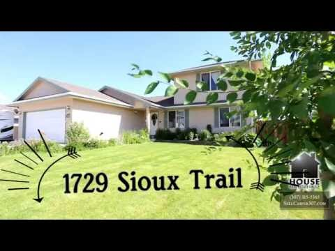 1729 Siuox Trail - Real Estate for sale in Casper Wyoming. House Real Estate Group, LLC