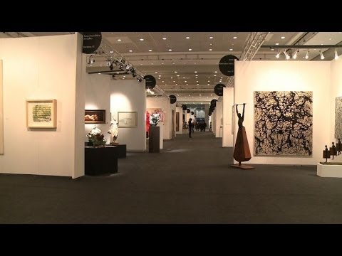 Contemporary art fair in Istanbul attracts European collectors