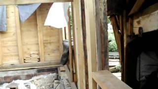 каркасный дом 4 часть
