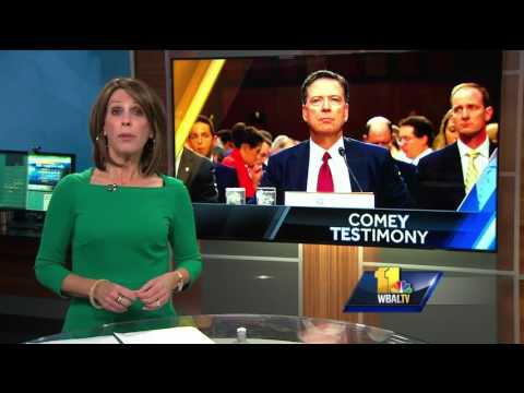 Video: Md. Congressional delegation sounds off after Comey testimony