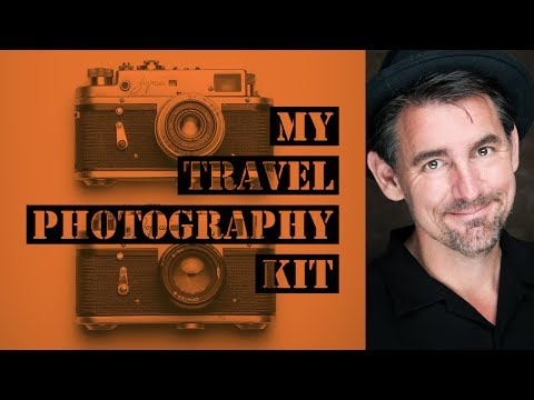 My Travel Photography Kit – Fuji x100f, ThinkTank, Godox