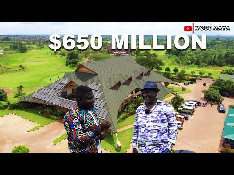 How A Kenyan Village Man Built $650 Million Golf Estate In Kenya