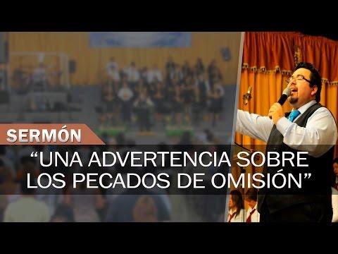 Una advertencia sobre los pecados de omisión | Sermones Menap